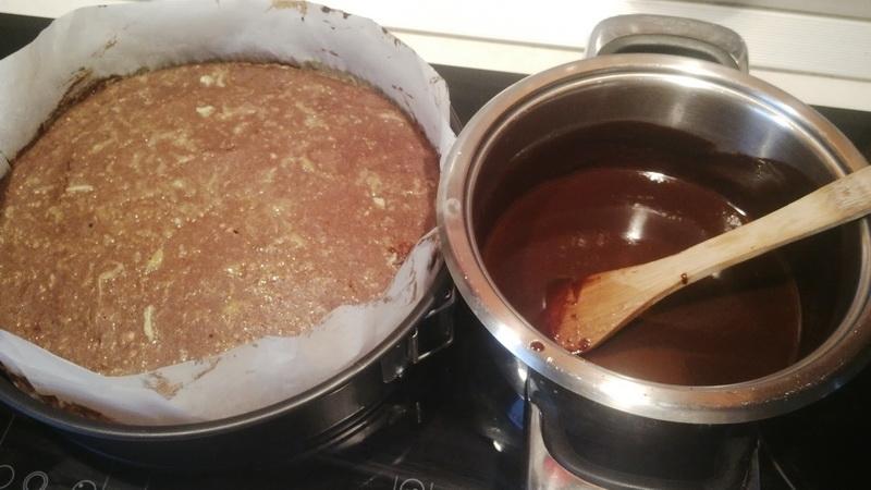 Torta sa cokoladom i agavinim sirupom1 SAJT