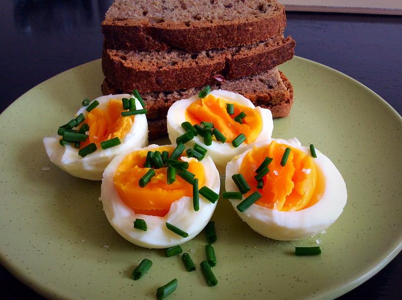 Tri minuta jaja s