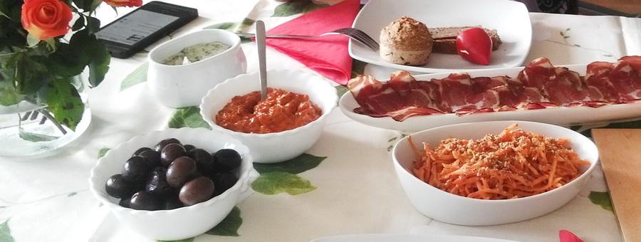 Doručak sa Ružom4s