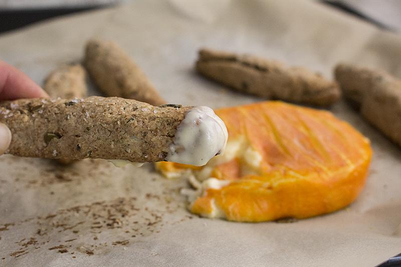 Stapici sa golicom i topljeni sir 4 s